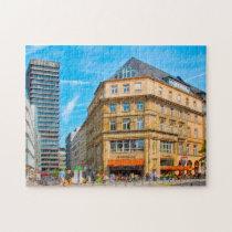 Franfurt Germany. Jigsaw Puzzle