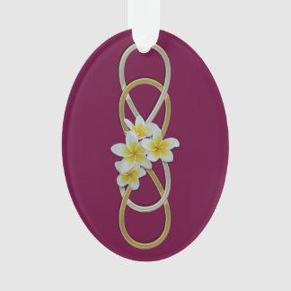 Frangipani bicolor del infinito doble