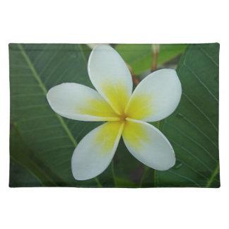 Frangipani Flower Place Mat