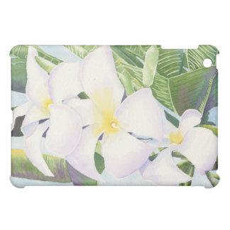 Frangipani iPad Mini Cases