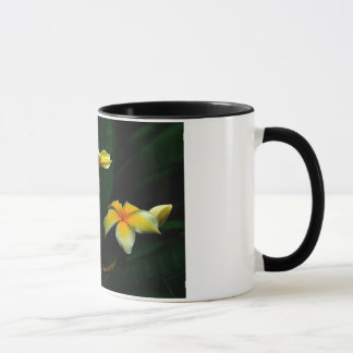 Frangipani Mug