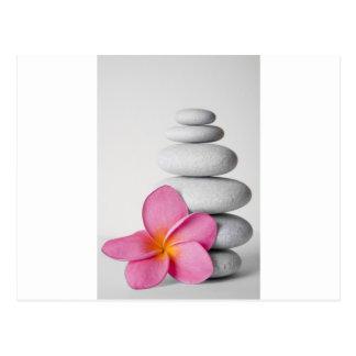 Frangipani Zen Postcards