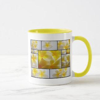 Frangipanis Mug