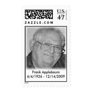 Frank Applebaum6/4/1926 - 12... Postage