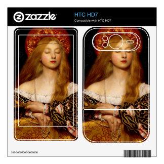 Frank Cadogan - Vanity HTC HD7 Decals