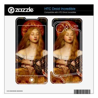 Frank Cadogan - Vanity HTC Droid Incredible Skin
