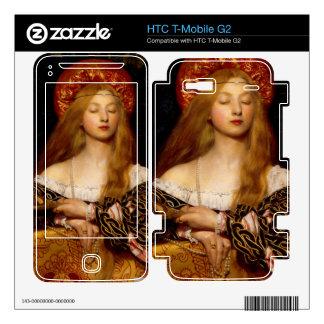 Frank Cadogan - Vanity HTC T-Mobile G2 Decal