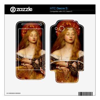 Frank Cadogan - Vanity Decal For HTC Desire S