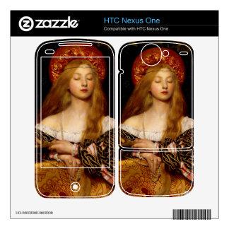 Frank Cadogan - Vanity Decal For HTC Nexus One