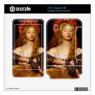 Frank Cadogan - Vanity HTC Desire HD Skins