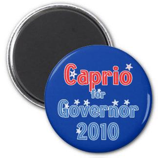 Frank Caprio para el diseño de la estrella del gob Imán Redondo 5 Cm