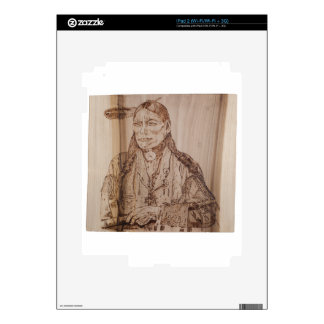 Frank Carron-3.tif iPad 2 Skin