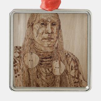 Frank Carron-4.tif Metal Ornament