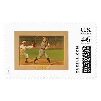 Frank Chance Cubs Baseball 1911 Stamp