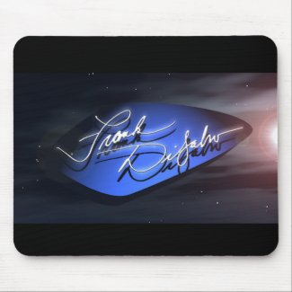 Frank DiSalvo - Black Sky Mousepad