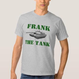 FRANK, EL TANQUE POLERA