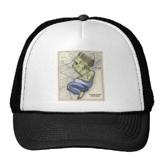 Frank From Hoboken Trucker Hat