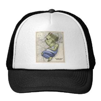 Frank From Hoboken Trucker Hat