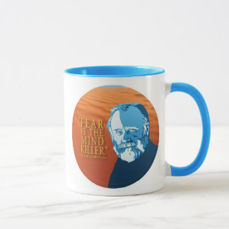 Frank Herbert Mug
