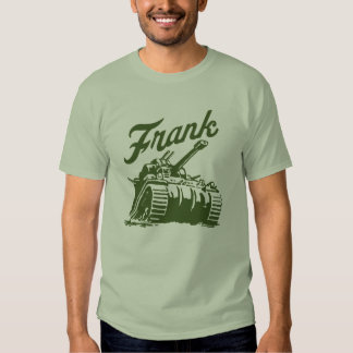 Frank la camisa del tanque