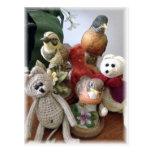 Frank&Lennart y sus amigos de los pájaros Tarjeta Postal