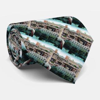 Frank Lloyd Wright Imperial Hotel Japan Vintage Neck Tie