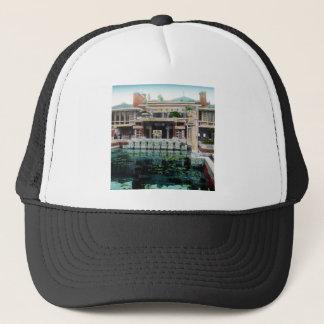 Frank Lloyd Wright Imperial Hotel Japan Vintage Trucker Hat