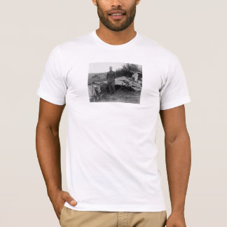 Frank Luke - WWI Fighter Ace T-Shirt