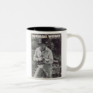 Frank Mayo Silent Western Movie Star Mug