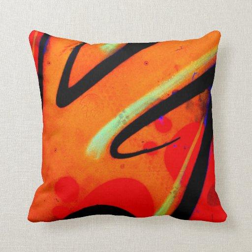 Frank Mothe.American MoJo Pillows