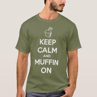 Frank Muffin Keep Calm Tee