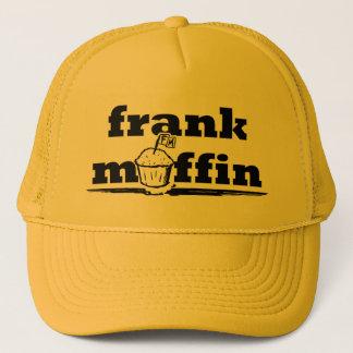 Frank Muffin Logo Trucker Hat