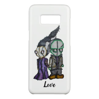 Frank-n-Bride Case-Mate Samsung Galaxy S8 Case