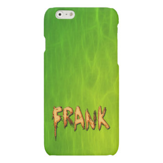 FRANK Name Branded iPhone Cover