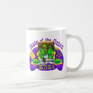 Frank O State of the Union Coffee Mug