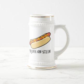 Frank-On-Stein Coffee Mugs