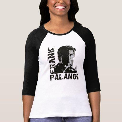 Frank Palangi Women's Long Sleeve Tee Shirts