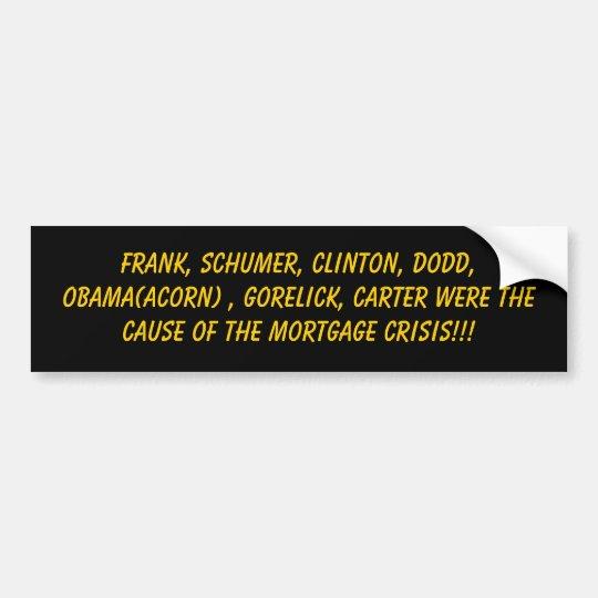 Frank schumer clinton dodd obamaacorn g