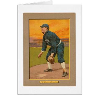 Frank Smith White Sox Baseball 1911 Card