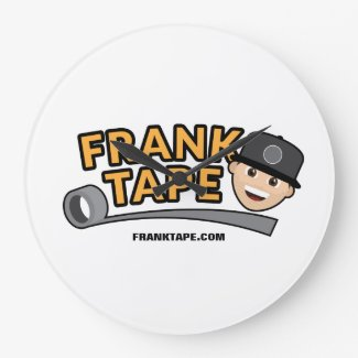 Frank Tape Clock