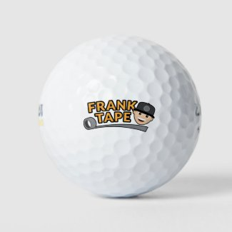 Frank Tape Golf Ball