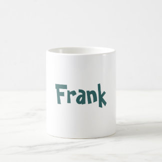 Frank Taza De Café