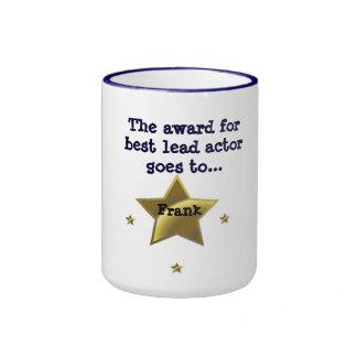 FRANK The Award For Best Lead Actor Coffee Mug