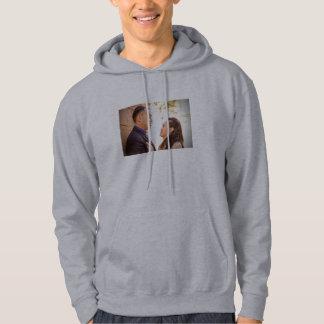 Frank & Vivian wedding hoodie