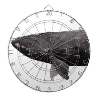 Frank whale of Atlantic Dartboard
