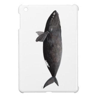 Frank whale of Atlantic iPad Mini Case