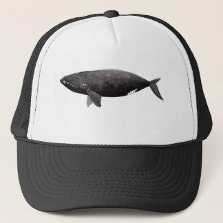 Frank whale of Atlantic Trucker Hat