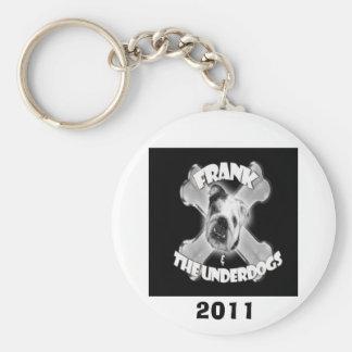Frank y el llavero 2011 del logotipo de los oprimi