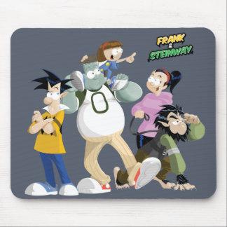 Frank y Steinway Mousepad A Alfombrilla De Ratones