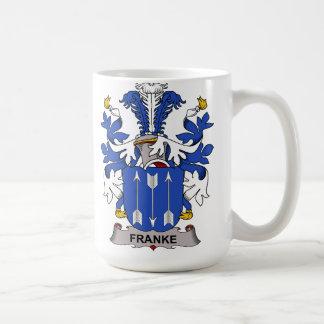 Franke Family Crest Mug